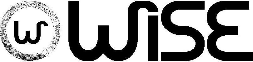 WISE Logo B&W