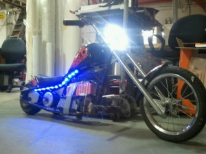 Lowrider Electric Bike