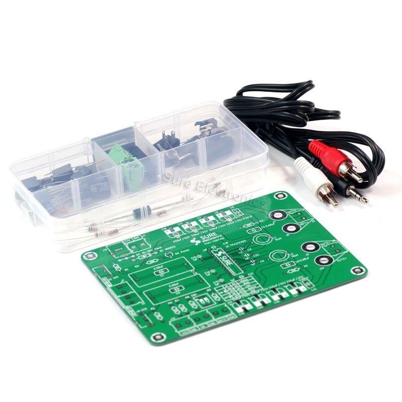 2 x 15W Class D Audio Amplifier Kit