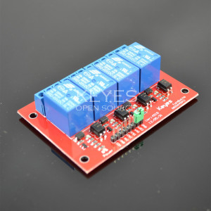 Freeshipping-4-channel-relay-module-relay-module-expansion-5V-or-12V-for-arduino-with-demo-code