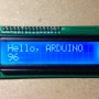 LCD1602Display_I2C-Front